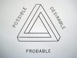 probably we desire the impossible