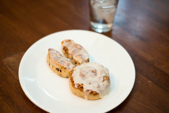 Easter Breakfast – Cinnamon Roll Bunnies