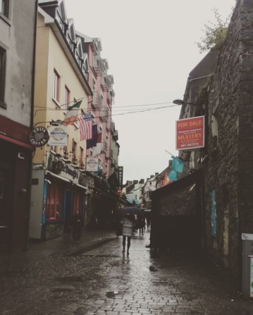 Galway city - mystic and beautiful!