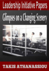 Glimpses on a Changing Scenery Cover