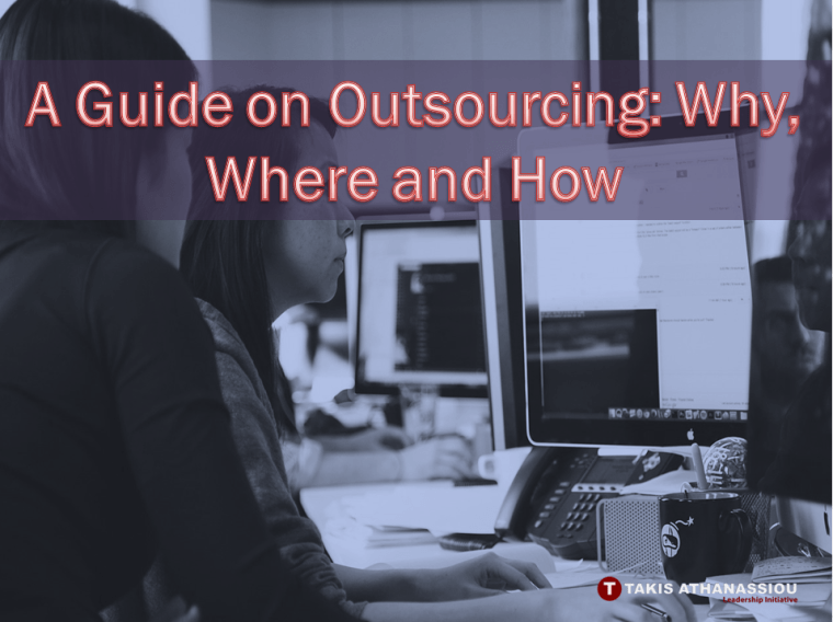 A Guide on Outsourcing