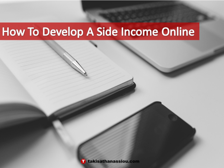How To Develop A Side Income Online