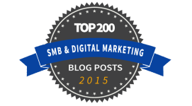 Top 200 SMB & Digital Marketing Blog Posts 2015