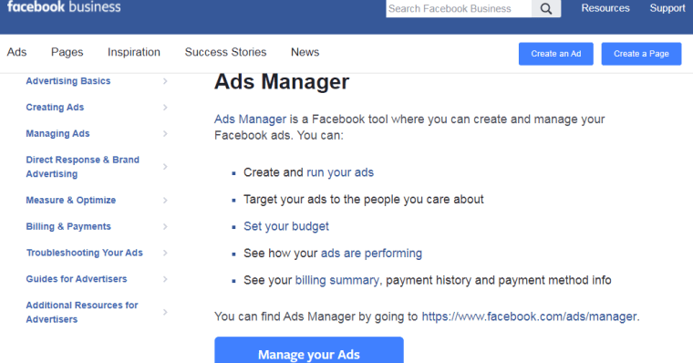 Improve Social Media Marketing - Facebook Ads Manager