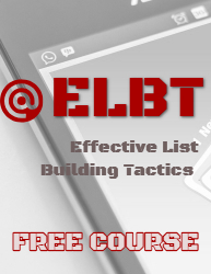 Effective List Building Tactics (ELBT)