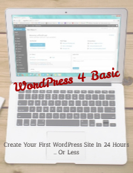 WordPress 4 Basics Course