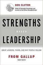 Strengths Based Leadership Cover