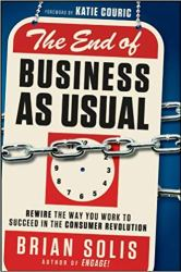 The End of Business As Usual Cover