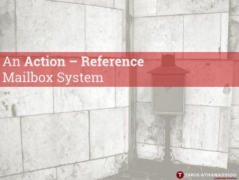 An Action-Reference Mailbox System (Downloads)