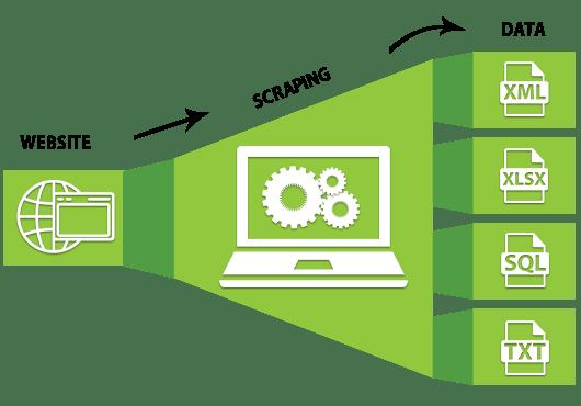 Web Scraping Process