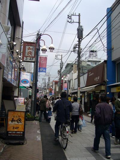 Kamakura Omiyage street