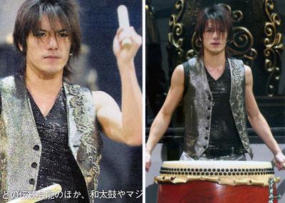 biceps drums