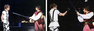 Hideaki vs Yuma
