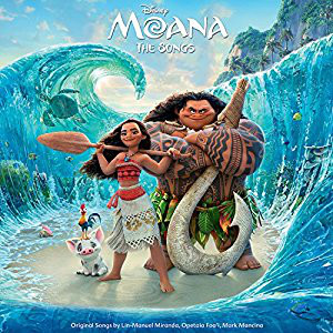 Lin-Manuel Miranda - Moana (Original Motion Picture Soundtrack) - vinyl record