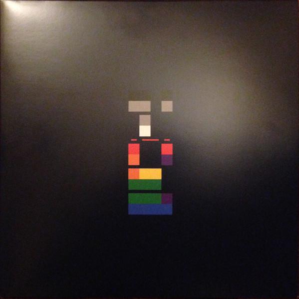 Coldplay - X&Y - vinyl record