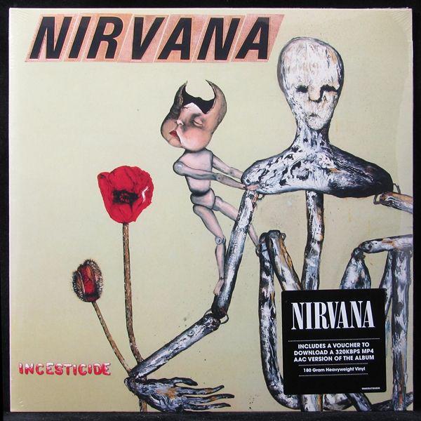Nirvana - Incesticide - vinyl record