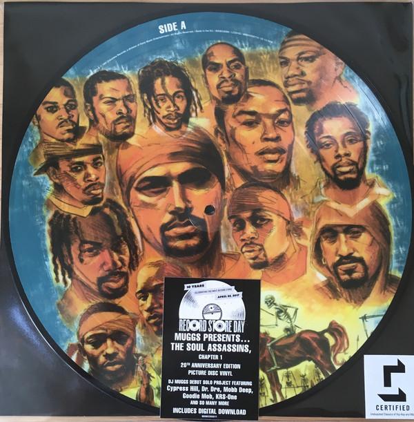 DJ Muggs - The Soul Assassins (Chapter 1) - vinyl record