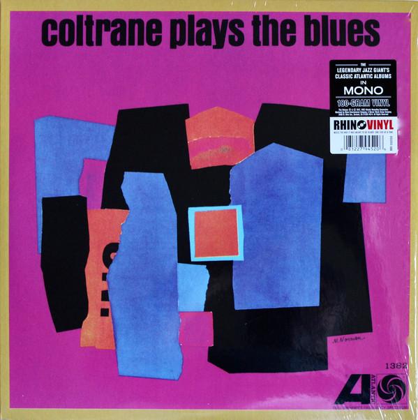 John Coltrane - Coltrane Plays The Blues - vinyl record