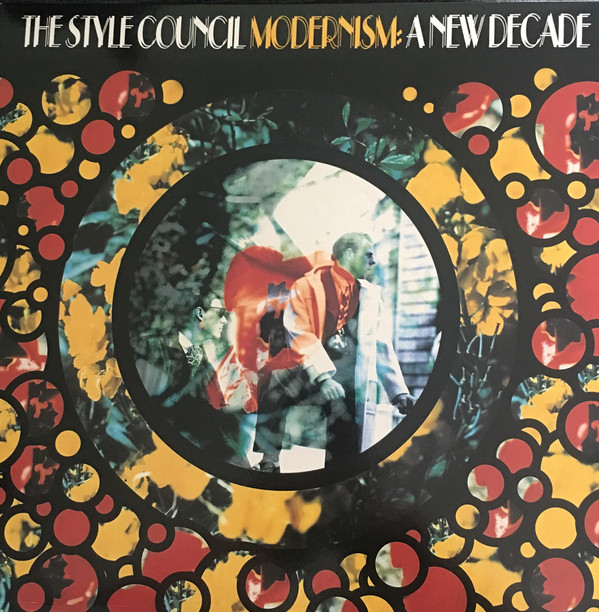 The Style Council - Modernism: A New Decade - vinyl record