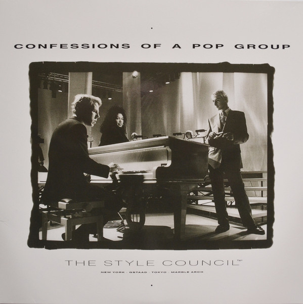The Style Council - Confessions Of A Pop Group - vinyl record