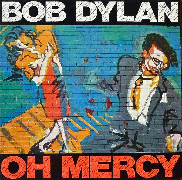 Bob Dylan - Oh Mercy - vinyl record
