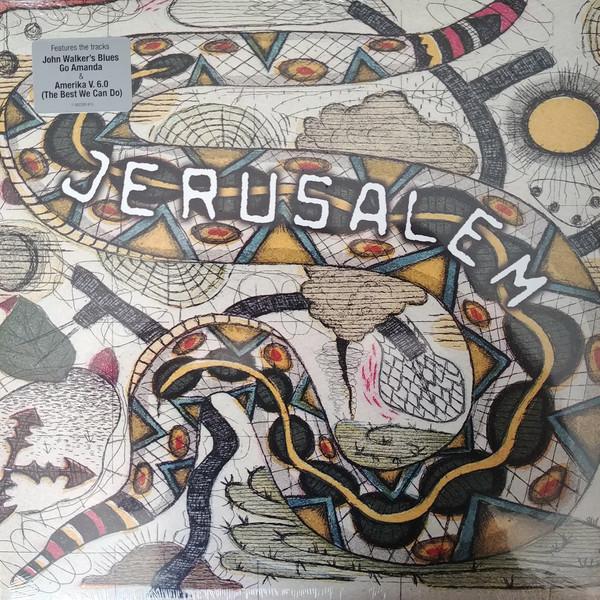 Steve Earle - Jerusalem - vinyl record