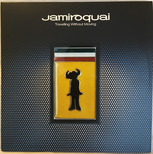 Jamiroquai - Travelling Without Moving - vinyl record