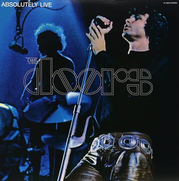The Doors - Absolutely Live - vinyl record