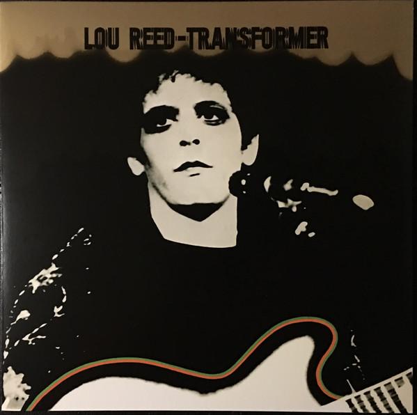 Lou Reed - Transformer - vinyl record