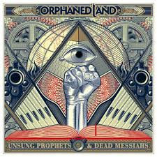 Orphaned Land - Unsung Prophets & Dead Messiahs - vinyl record