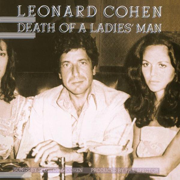 Leonard Cohen - Death Of A Ladies' Man - vinyl record