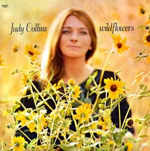 Judy Collins - Wildflowers - vinyl record