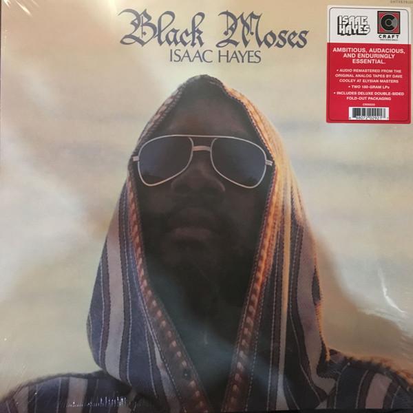 Isaac Hayes - Black Moses - vinyl record
