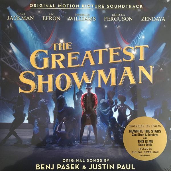 Various - The Greatest Showman (Original Motion Picture Soundtrack) - vinyl record