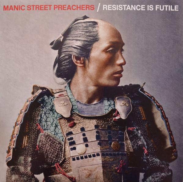 Manic Street Preachers - Resistance Is Futile - vinyl record