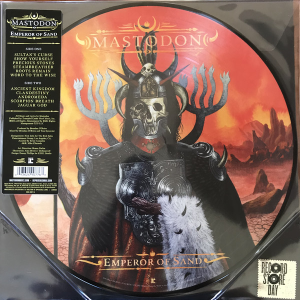 Mastodon - Emperor Of Sand - vinyl record