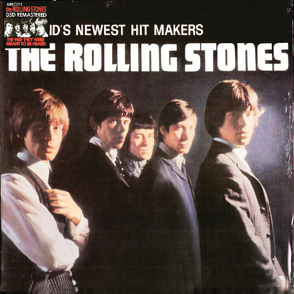 The Rolling Stones - The Rolling Stones - vinyl record