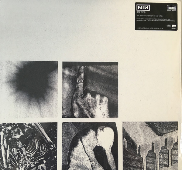 Nine Inch Nails - Bad Witch - vinyl record