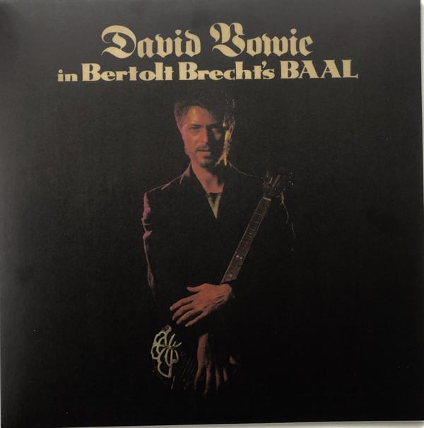 David Bowie - David Bowie In Bertolt Brecht's Baal - vinyl record