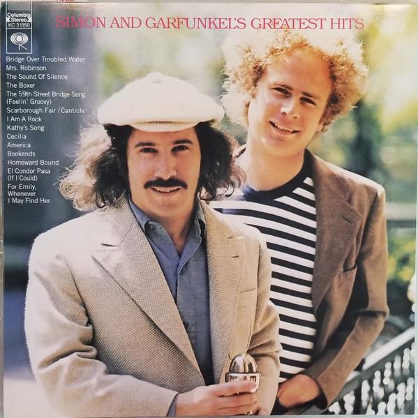 Simon & Garfunkel - Simon And Garfunkel's Greatest Hits - vinyl record