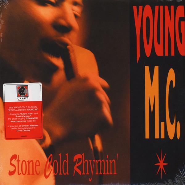 Young MC - Stone Cold Rhymin' - vinyl record