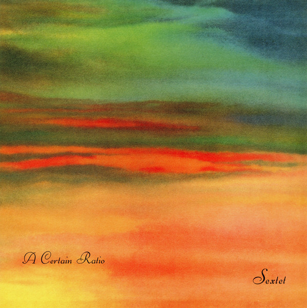 A Certain Ratio - Sextet - vinyl record