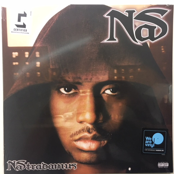 Nas - Nastradamus - vinyl record