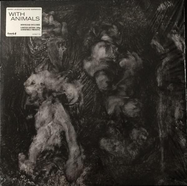 Mark Lanegan - With Animals - vinyl record
