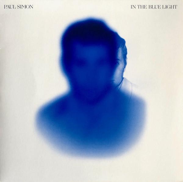 Paul Simon - In The Blue Light - vinyl record