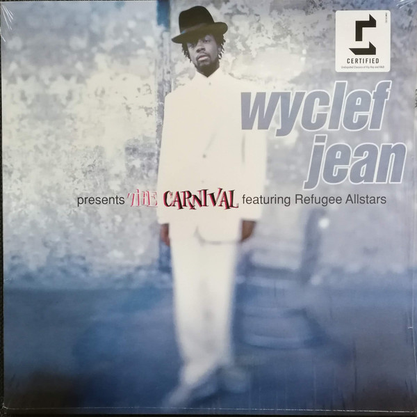 Wyclef Jean - The Carnival - vinyl record