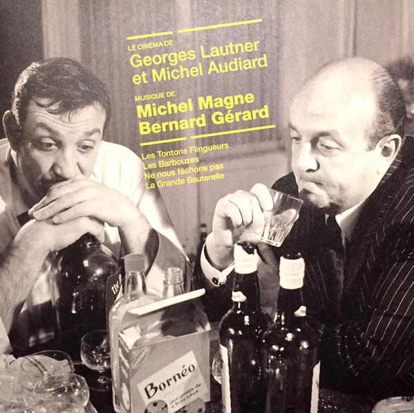 Michel Magne - Le Cinema De Georges Lautner Et Michel Audiard - vinyl record