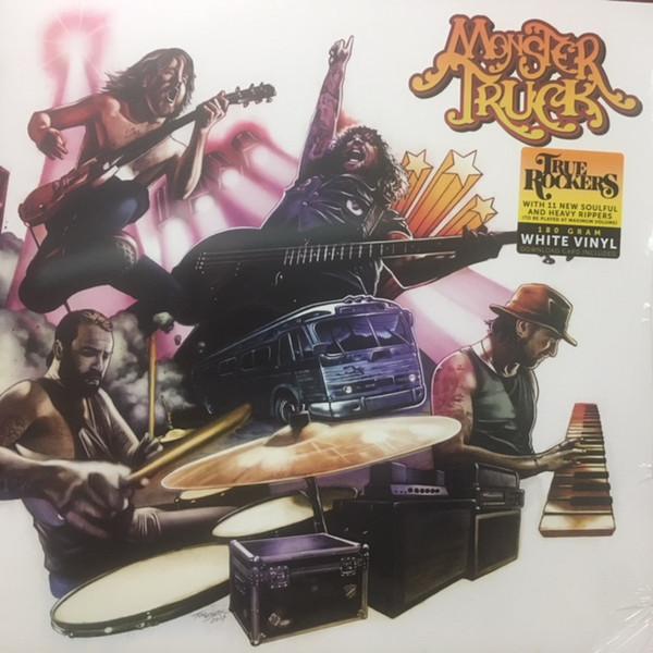 Monster Truck (2) - True Rockers - vinyl record