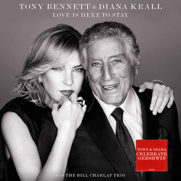 Tony Bennett - Love Is Here To Stay - vinyl record