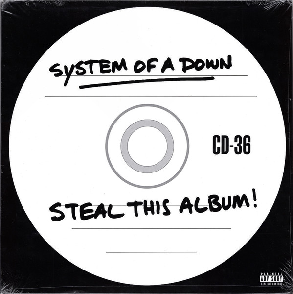 System Of A Down - Steal This Album! - vinyl record
